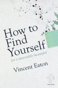 How to find yourself (or a reasonable facsimile) - cover