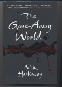 The Gone-Away World by Nick Harkaway - book cover