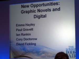 Graphic novels to digital - panel names slide 3