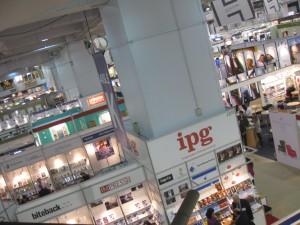 ILBF - stands 1