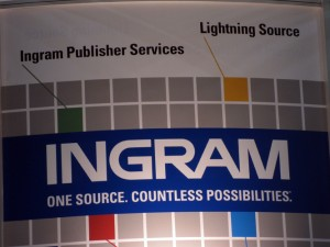 Ingram booth 1