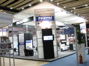 Ingram booth 2