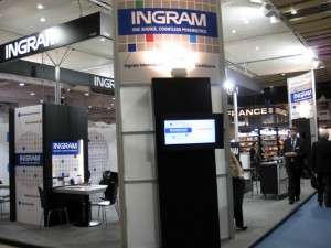 Ingram booth 3