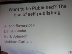 Want to be published? The rise of self-publishing.