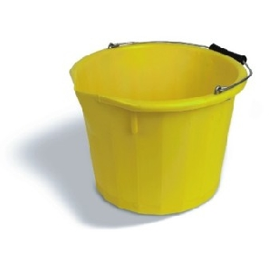 YELLOW BUCKET small